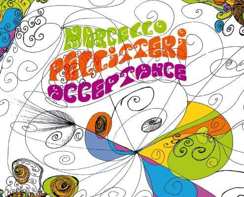 Marcello Pellitteri - Acceptance Cover design Baldanello e Ilari