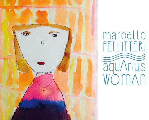 Marcello Pellitteri Aquarius Woman Cover