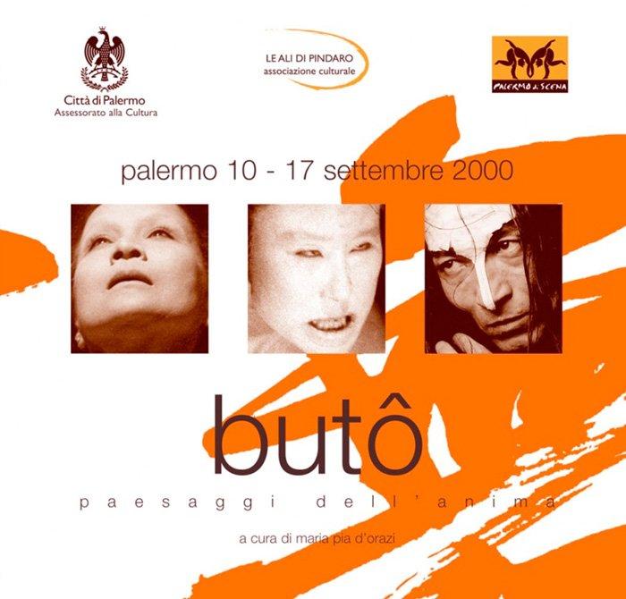 Programma Sala Buto Palermo