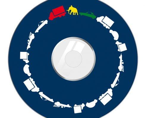 Label OCCHIO Radici nel Cemento