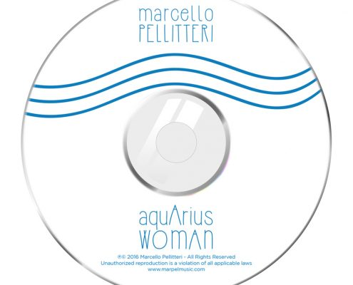 Marcello Pellitteri - Aquasius Woman Label