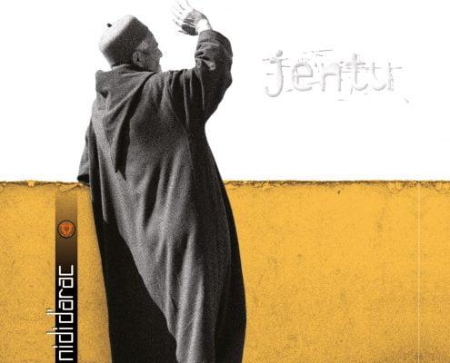 Nidi D'Arac JENTU Cover