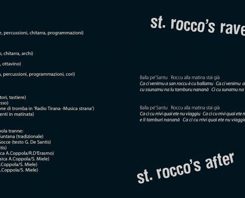 Nidi D'Arac ST Rocco Rave design Baldanello e Ilari