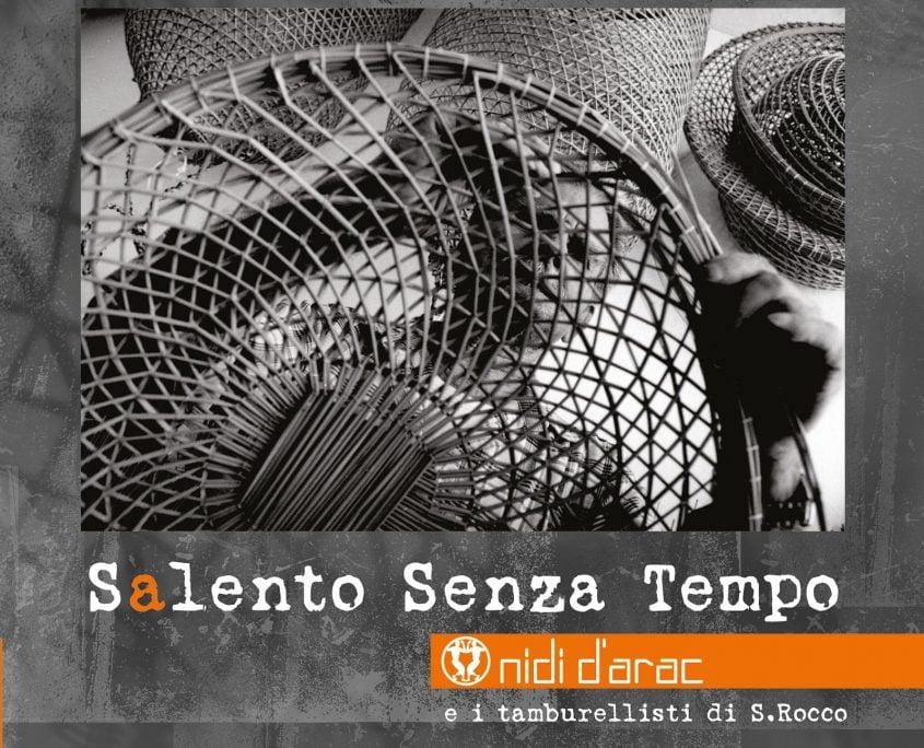 Nidi D'Arac Salento Senza Tempo Cover