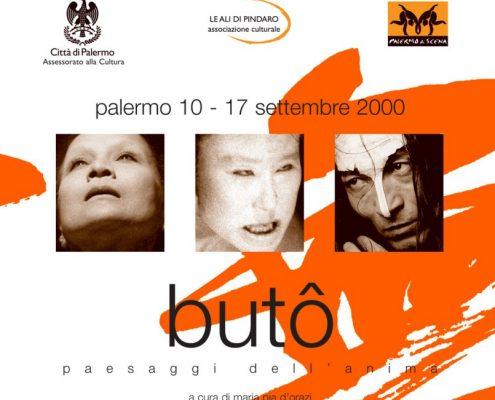 Programma Sala Buto Palermo feat