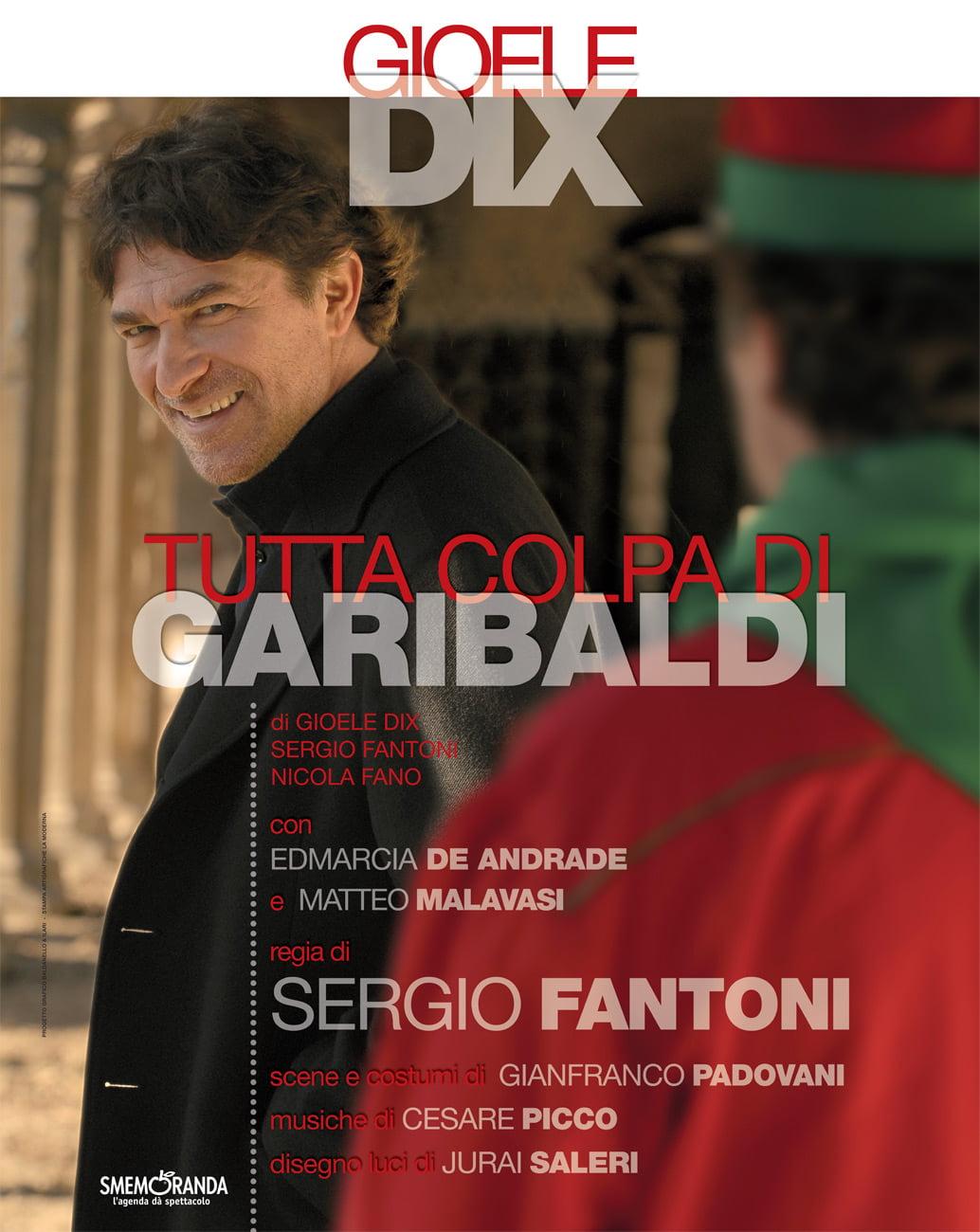 Tutta Colpa di Garibaldi Poster