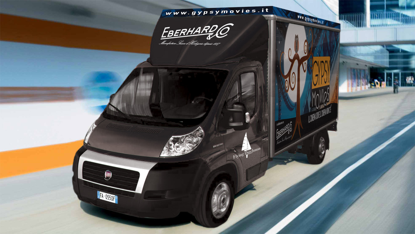 GYPSY Camion Rendering