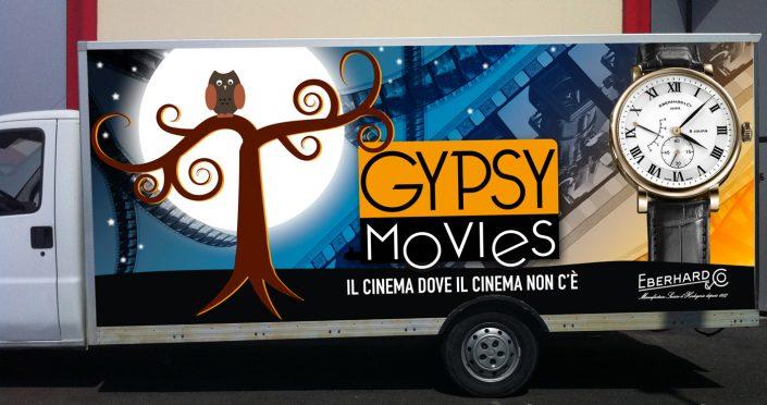 GYPSY Camion realizzato