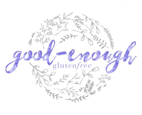 GOOD ENOUGH blog senza glutine