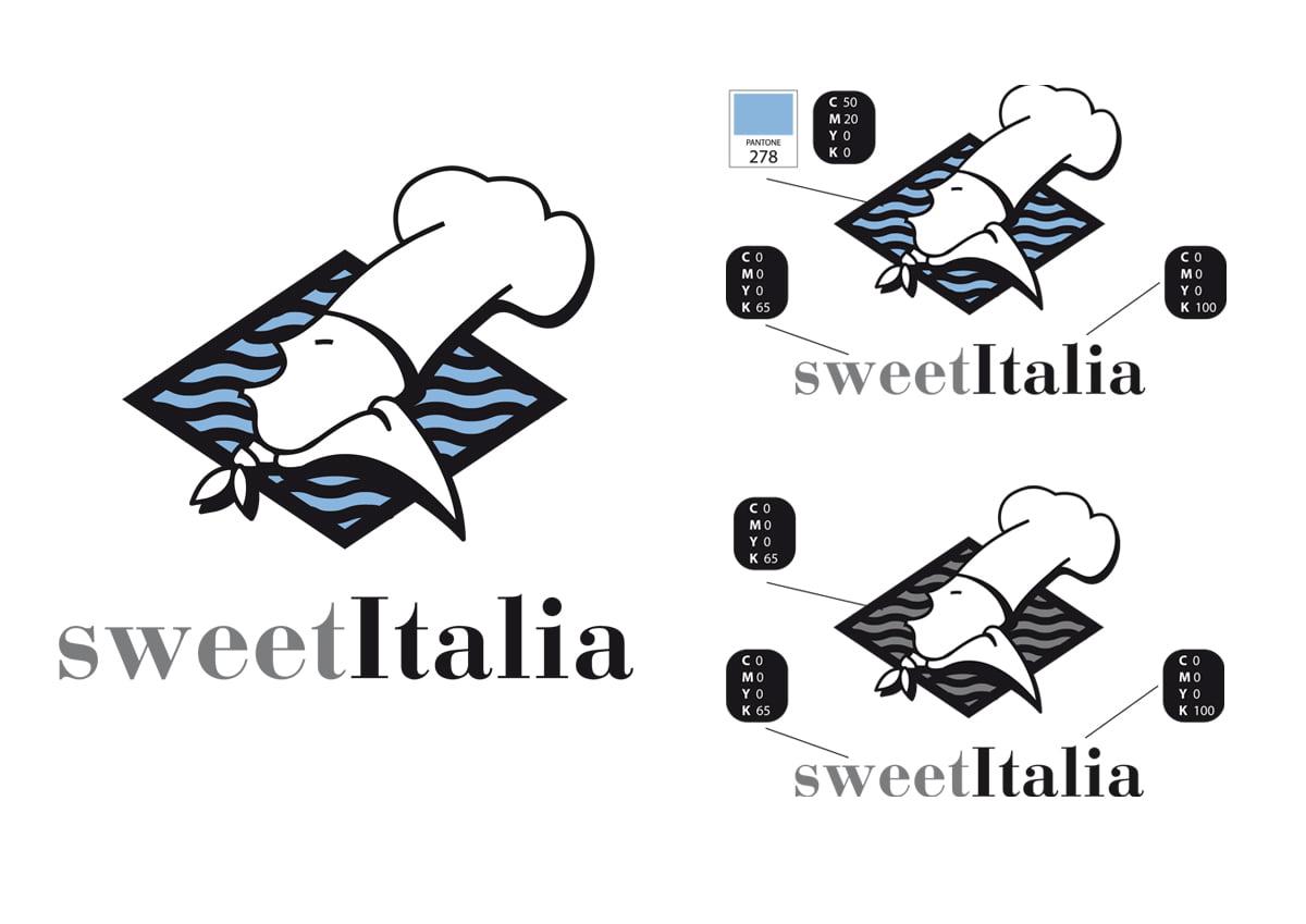 SWEETITALIA Logo