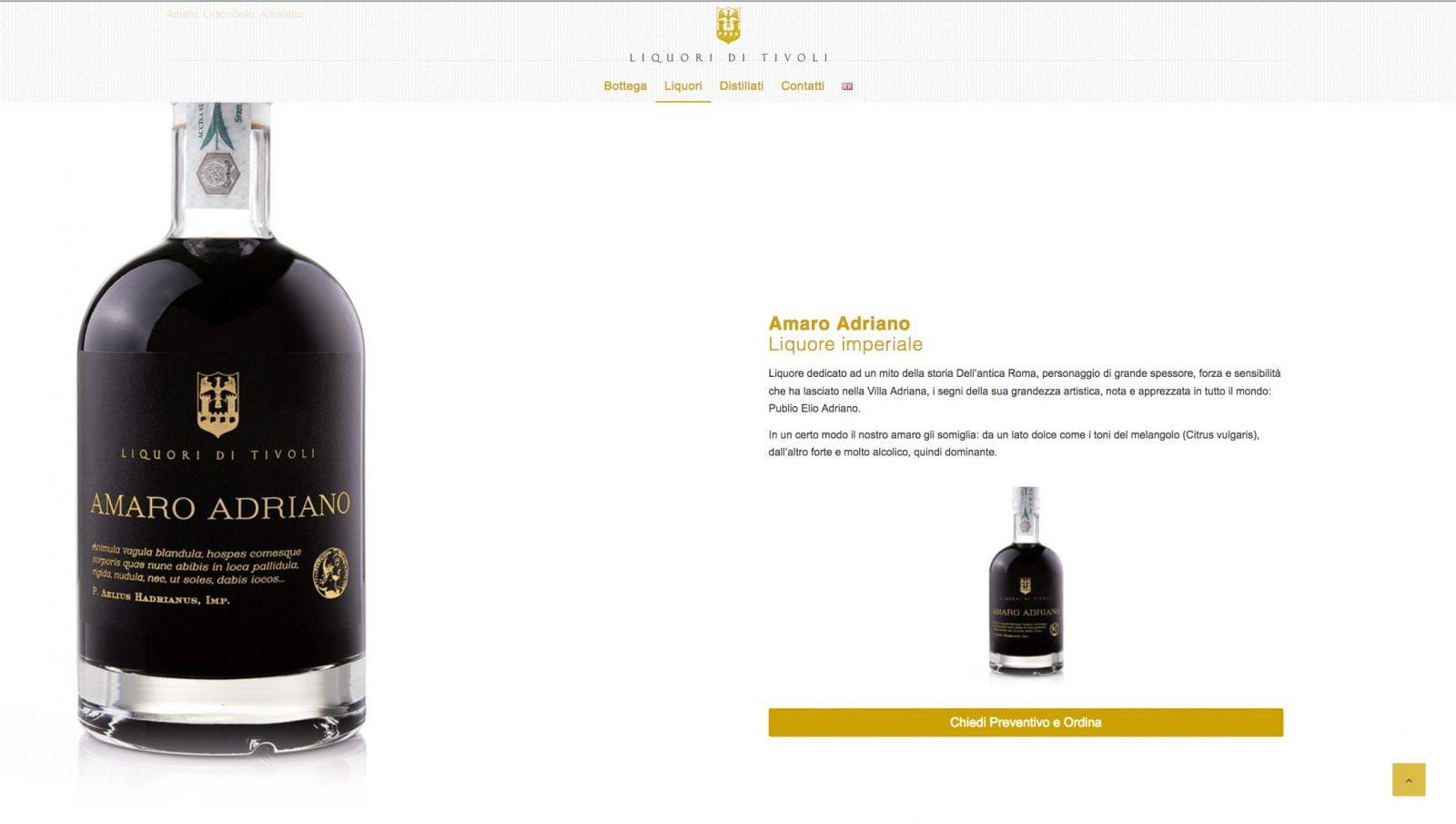 LIQUORI di TIVOLI - product